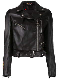 байкерская куртка Pekino  Philipp Plein