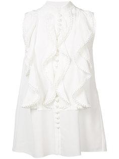 блуза без рукавов Chloé