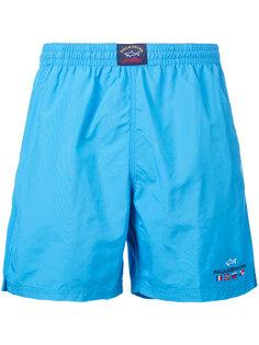 шорты для плавания с эластичным поясом Paul & Shark