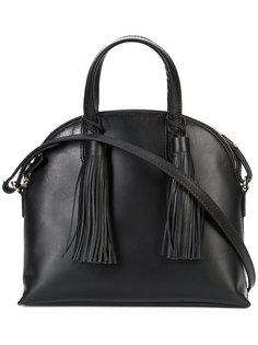 сумка-сэтчел с кисточками Loeffler Randall