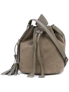 маленькая сумка на шнурке Anja Saint Laurent