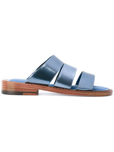 сандалии с ремешками Robert Clergerie