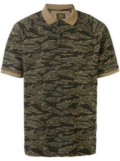 рубашка-поло с рисунком Carhartt