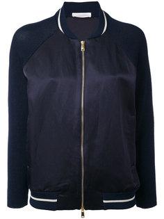куртка-бомбер  Zanone