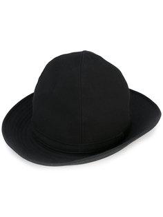 классическая шляпа Yohji Yamamoto