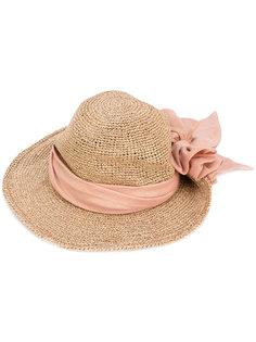 летняя шляпа с бантом Ca4la