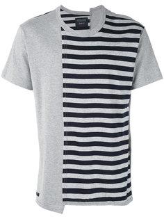 футболка в полоску Yohji Yamamoto