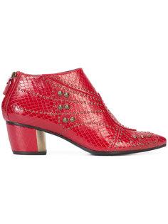 ботинки с заклепками Rodarte