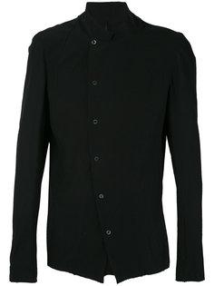 рубашка с фигурным воротником Masnada