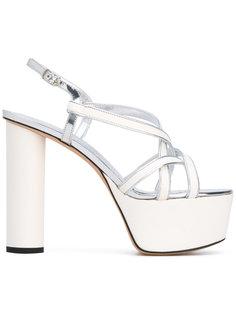 platform sandals Jean-Michel Cazabat