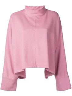 oversized sweatshirt Eckhaus Latta