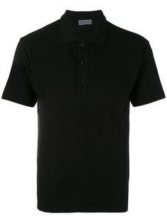классическая футболка-поло Yohji Yamamoto