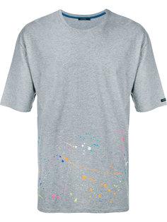 футболка с брызгами краски Guild Prime