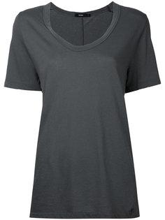 classic T-shirt Bassike