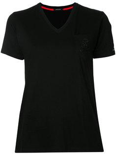 футболка с V-образным вырезом Loveless