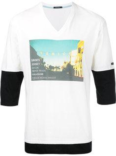 футболка с фото-принтом Guild Prime