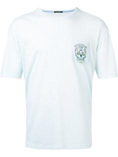 футболка с черепом на кармане Guild Prime