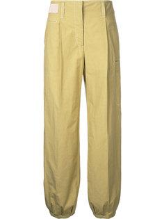 расклешенные брюки Lemaire