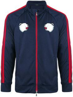 спортивная куртка с полосками на рукавах Guild Prime
