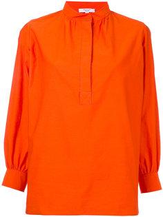блузка с воротником стойкой  Atlantique Ascoli