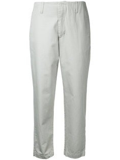 cropped chinos Bassike