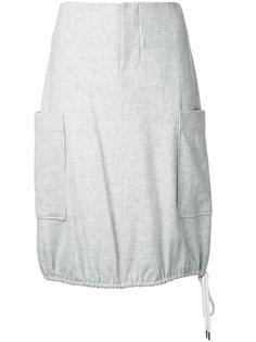 drawstring skirt Bassike