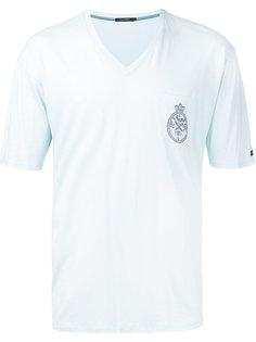 футболка с логотипом на кармане Guild Prime