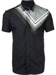 рубашка с короткими рукавами  Yoshio Kubo