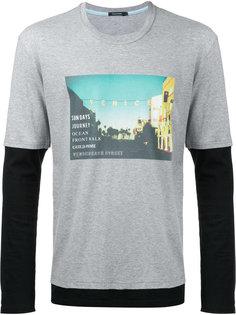 многослойная футболка Guild Prime