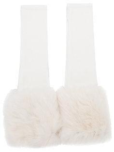 fox fur cuffs Andrea Bogosian