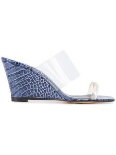Olympia wedge sandals Maryam Nassir Zadeh