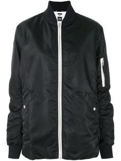 объемная куртка-бомбер  Hope