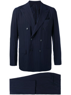 two piece suit Kiton
