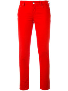 классические брюки скинни Jacob Cohen