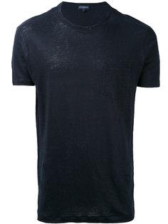 футболка с нагрудным карманом Paul & Shark