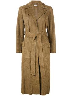 драпированное пальто Desa Collection