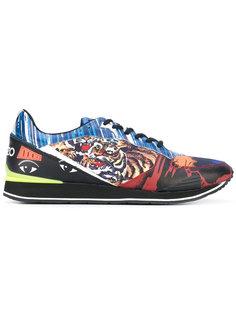 кроссовки K-Run Kenzo