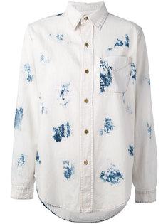 выбеленная рубашка Current/Elliott
