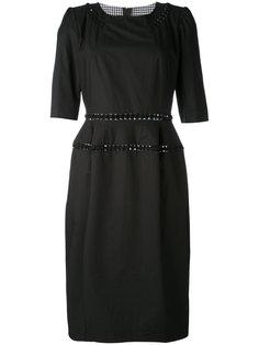 half sleeve shift dress Wunderkind