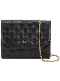 small quilted flap bag Chanel Vintage