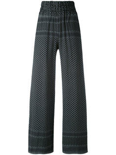 printed trousers Cecilie Copenhagen