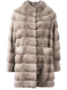 норковое пальто Cheyenna Liska