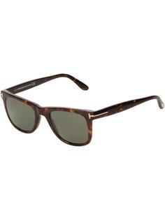 прямоугольные солнцезащитные очки Tom Ford Eyewear