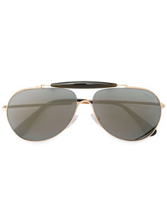 aviator sunglasses Prada Eyewear