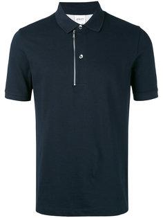 футболка-поло с горловиной на молнии Armani Collezioni