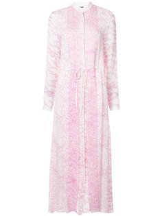 patterned maxi dress Maiyet
