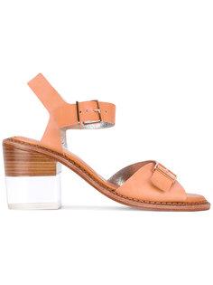 buckled sandals  Robert Clergerie