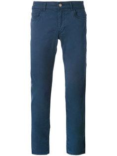 брюки стандартного кроя Fay