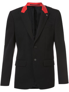 куртка с контрастным воротником Givenchy