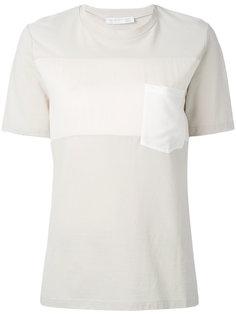 футболка с карманом Fabiana Filippi